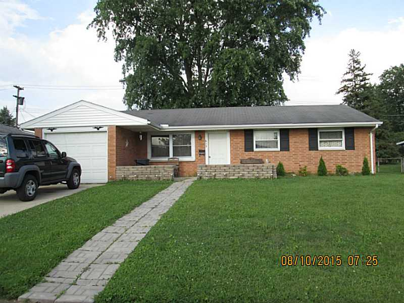 Real Estate for Sale, ListingId: 34886116, Piqua,OH45356