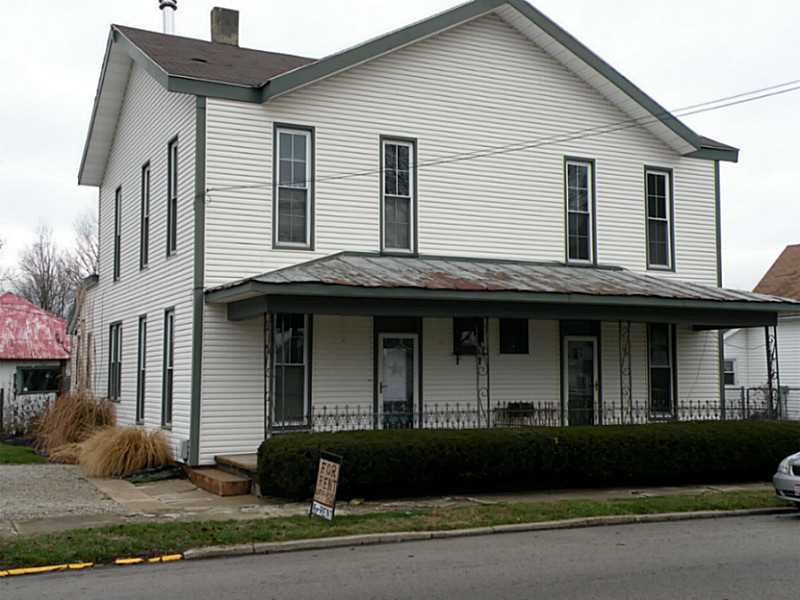 202 N Main St, New Madison, OH 45346