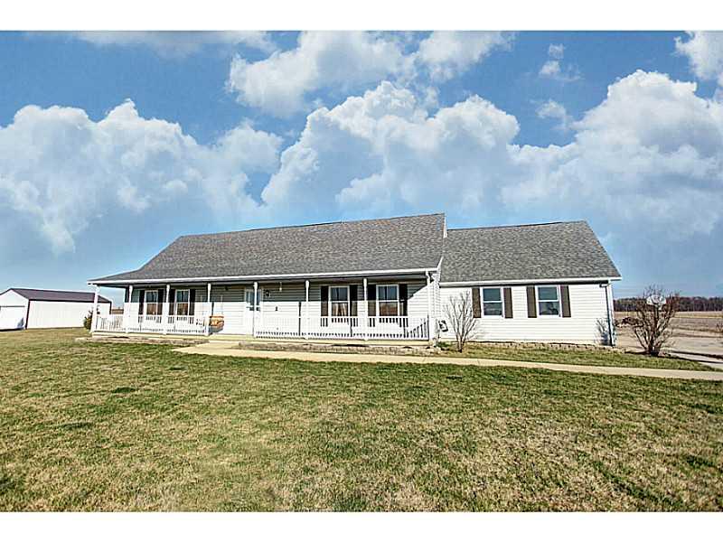 Real Estate for Sale, ListingId: 36802582, Houston,OH45333