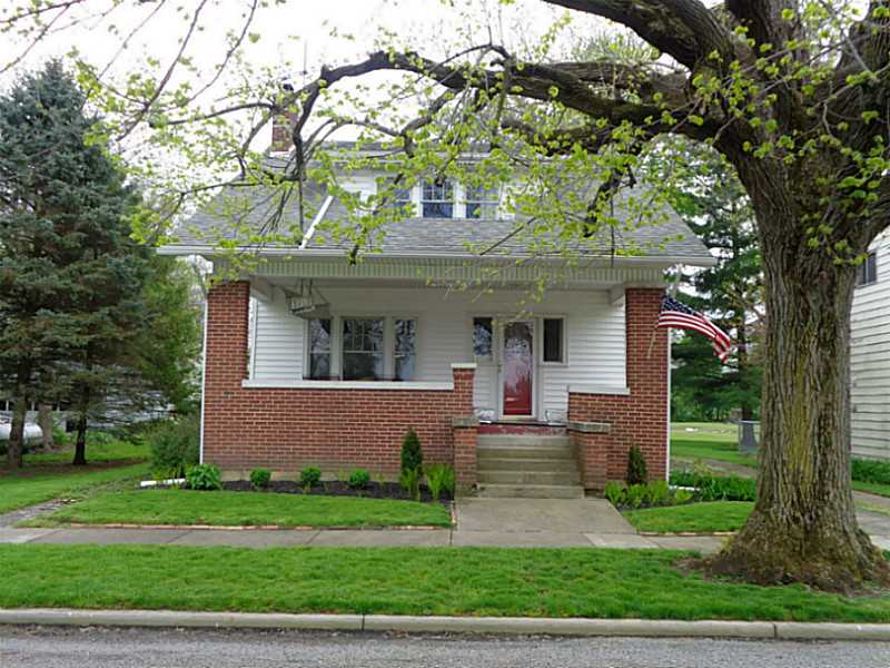 Photo of 243 East BENNETT ST  Woodstock  OH