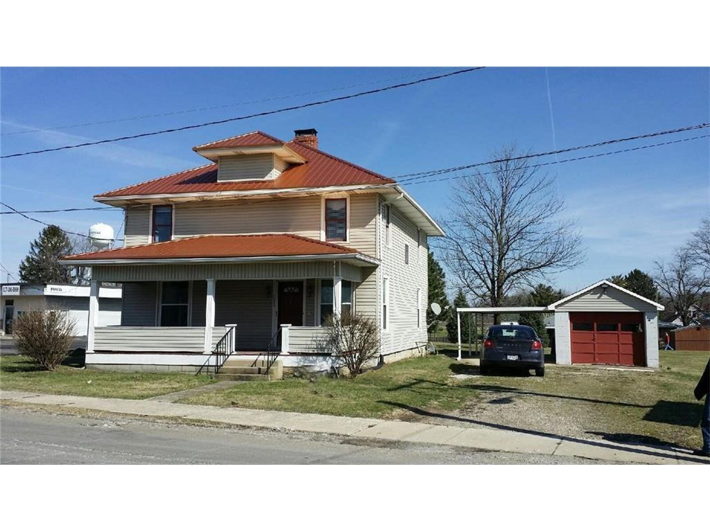 Photo of 212 N URBANA Street  South Vienna  OH