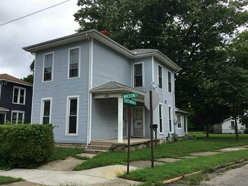 Photo of 614 MASON STREET  SPRINGFIELD  OH