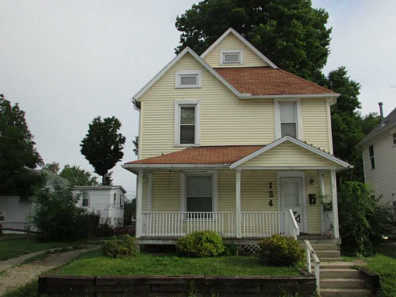 Photo of 124 W HIGH  Bellefontaine  OH