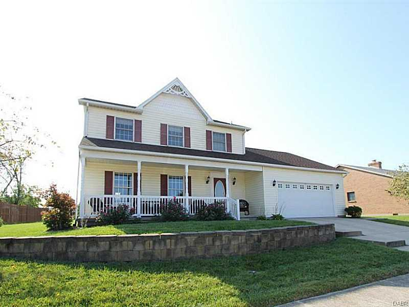 Photo of 533 FLANDERS AVE  Brookville  OH