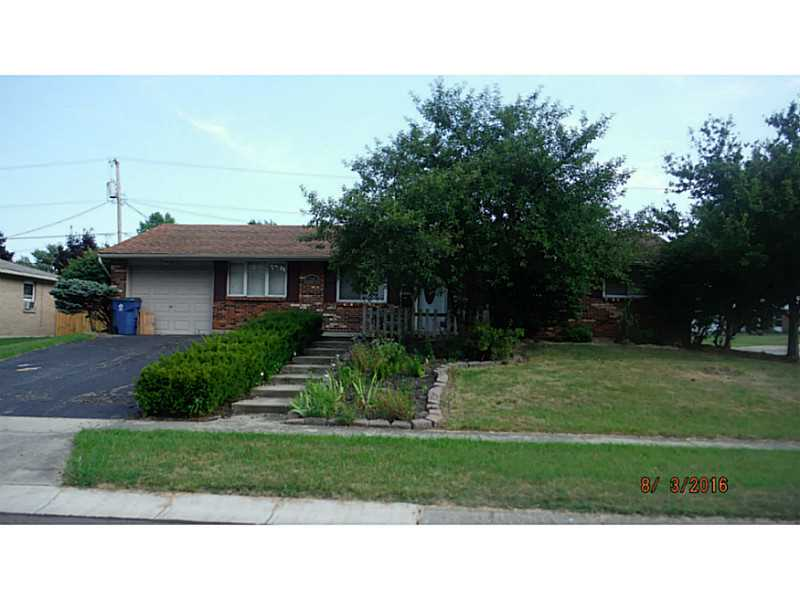 Photo of 7206 SUMMERDALE DRIVE  HUBER HEIGHTS  OH