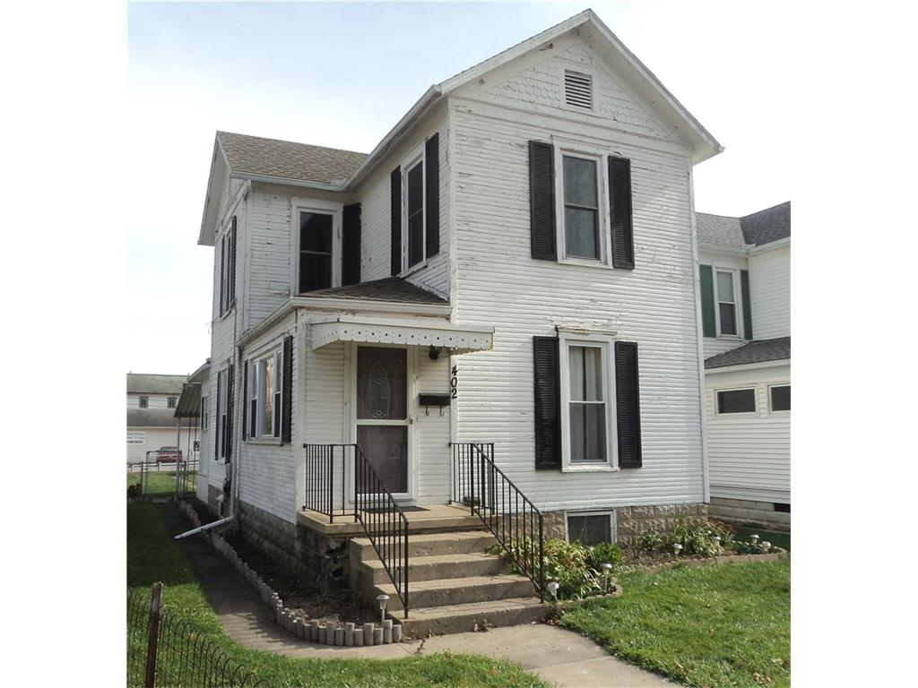 Photo of 402 FRANKLIN  Sidney  OH