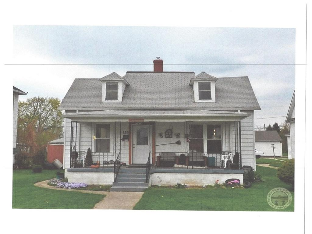Photo of 138 FREMONT Avenue  Springfield  OH