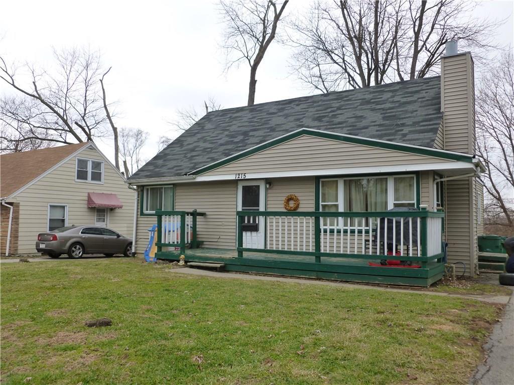 Photo of 1215 Oakhill Avenue  Fairborn  OH