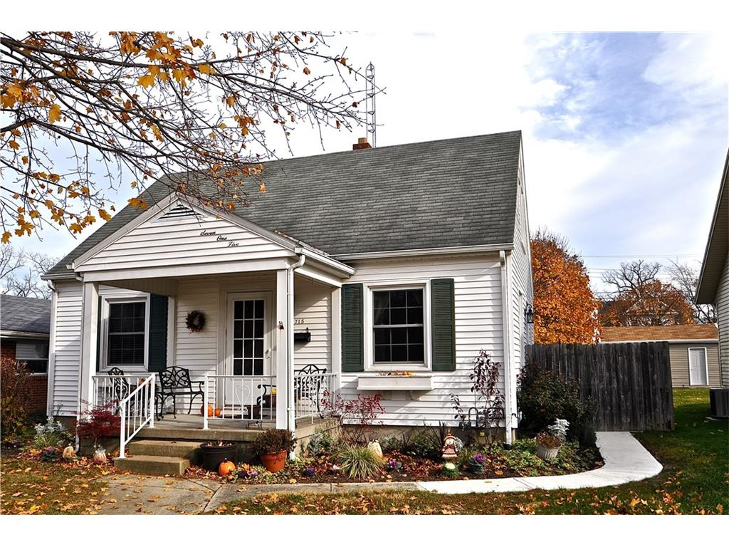 715 Spring St, Greenville, OH 45331