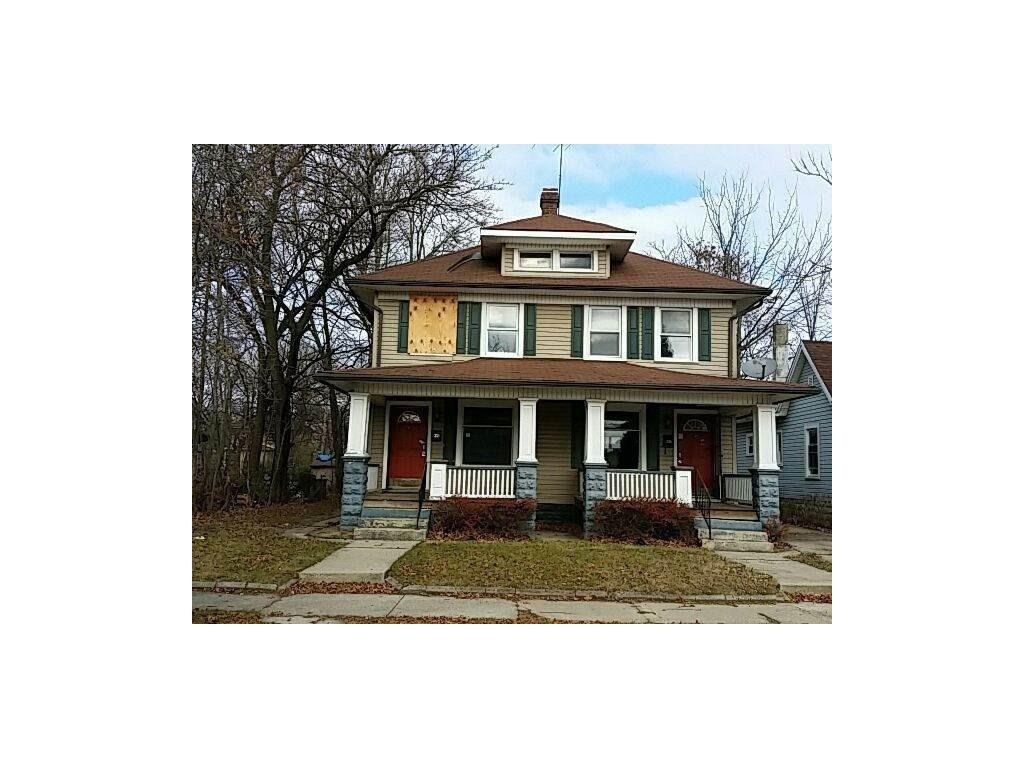 Photo of 336-338 W Euclid Avenue  Springfield  OH