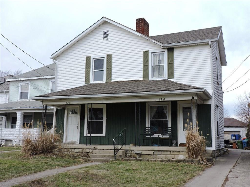 126-128 Pike Street Sidney, OH 45365