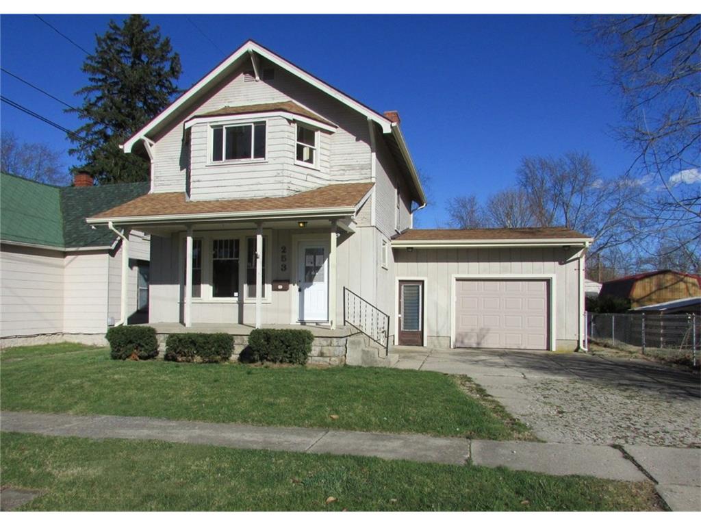 Photo of 253 Windsor Ave  Urbana  OH