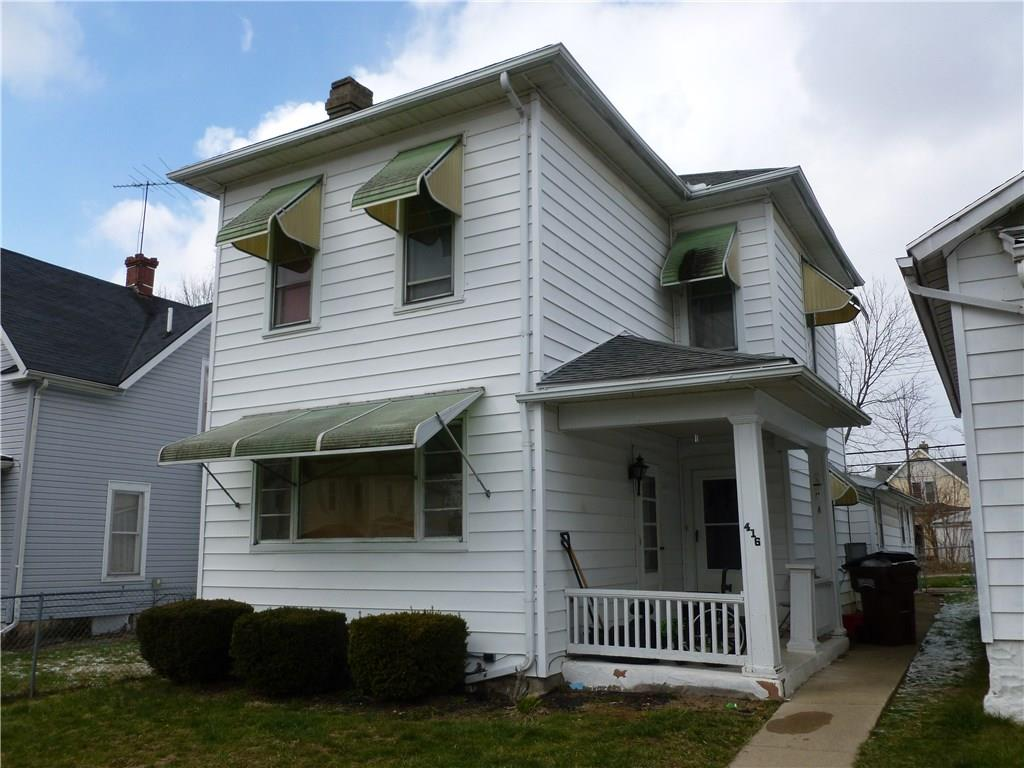 Photo of 416 W Southern Street  Springfield  OH