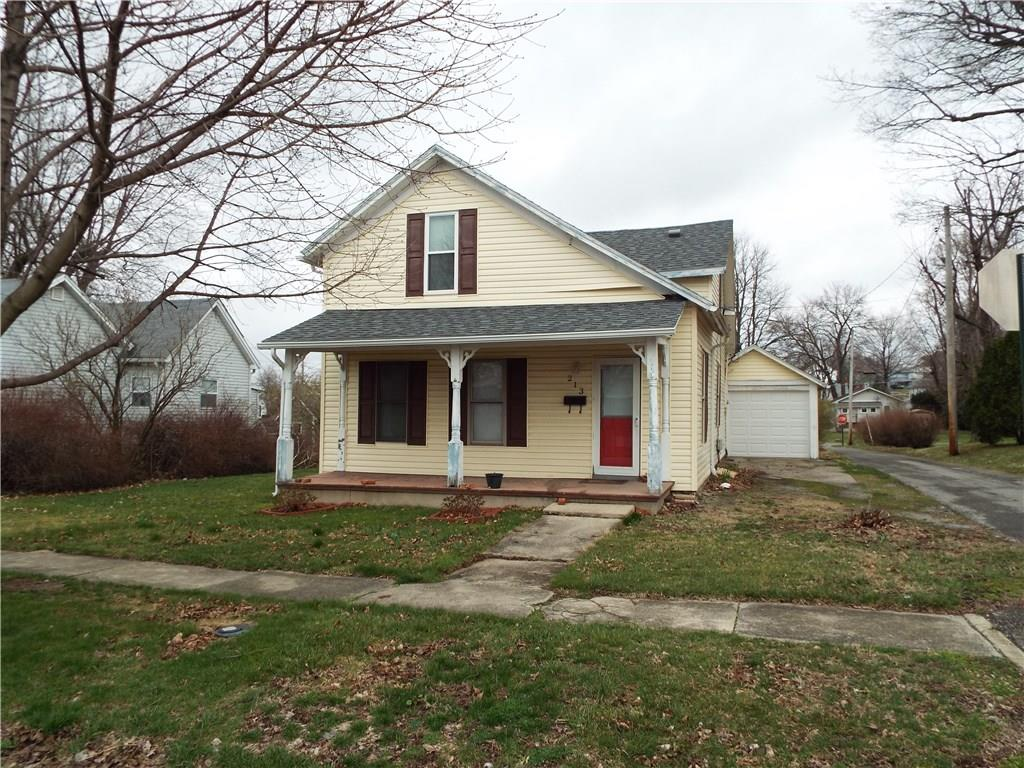 Photo of 213 E Spring  Bellefontaine  OH