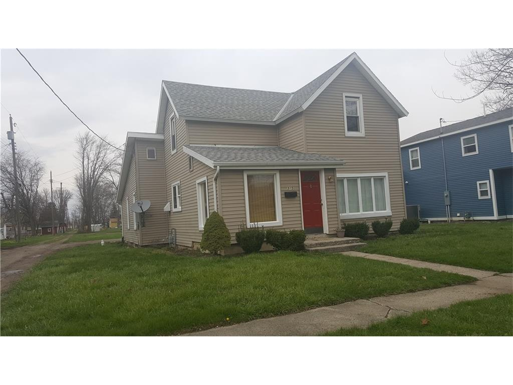 Photo of 315 E 3rd Street  Van Wert  OH
