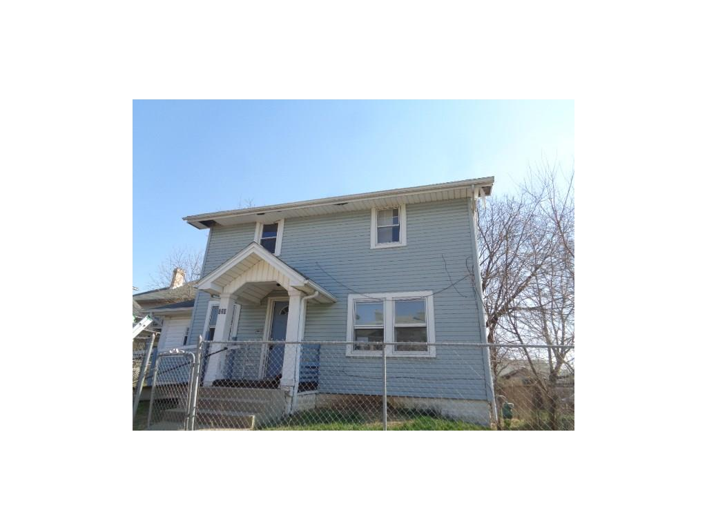 Photo of 724 Olive Street  Springfield  OH