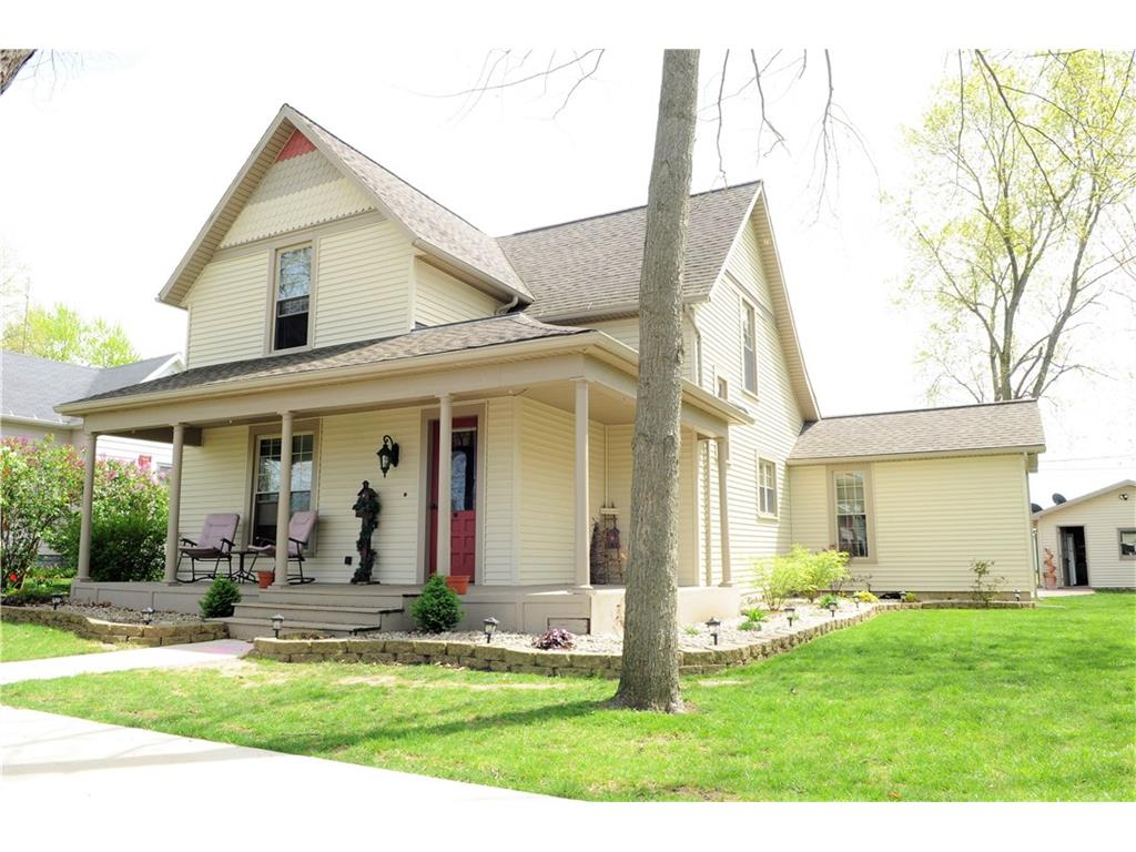 Photo of 210 W Pearl  Rockford  OH