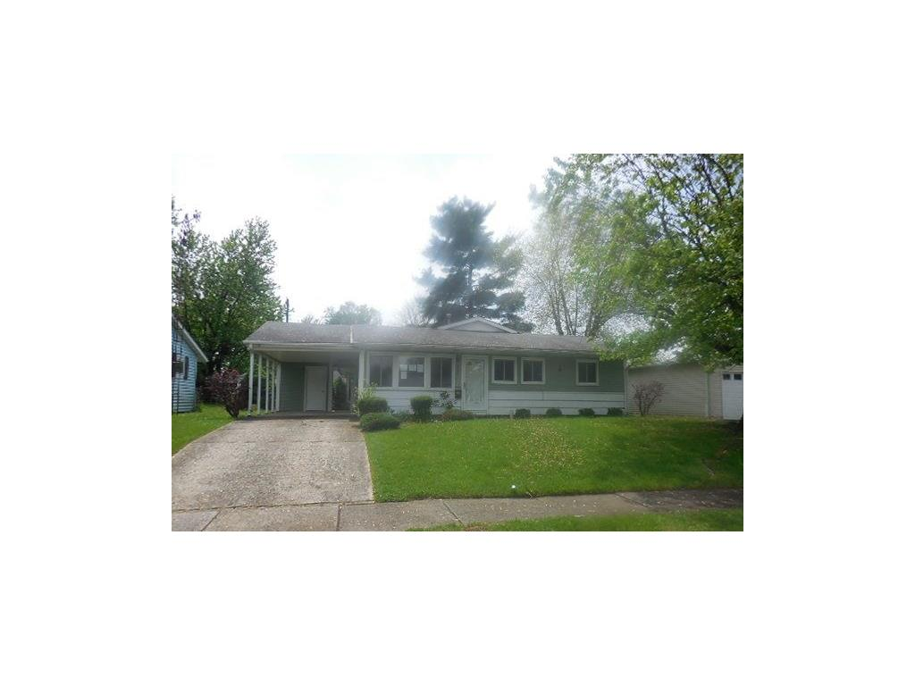 Photo of 539 Mead Lane  Springfield  OH