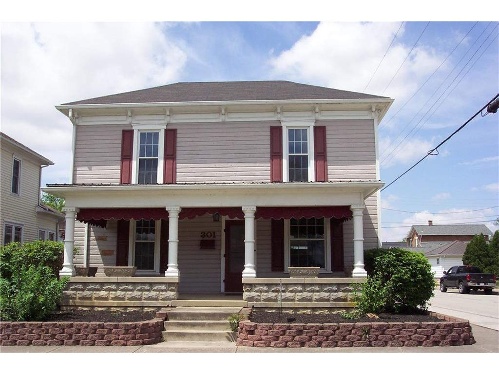 Photo of 301 S Pearl Street  Covington  OH