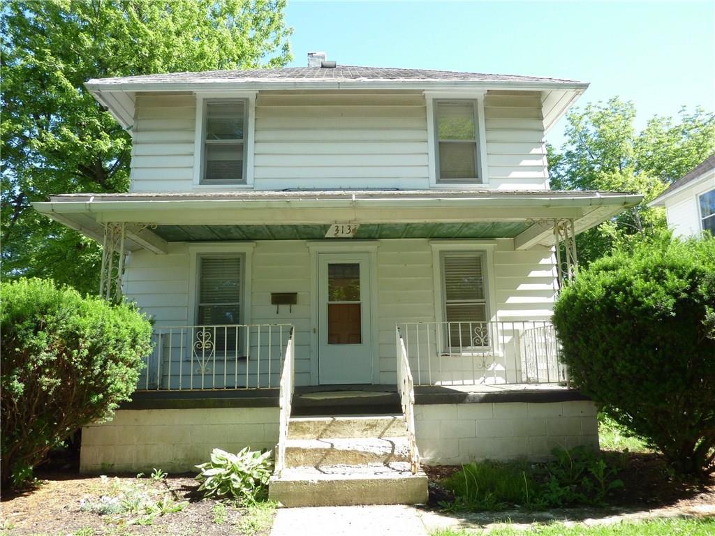 Photo of 313 E Auburn Avenue  Bellefontaine  OH