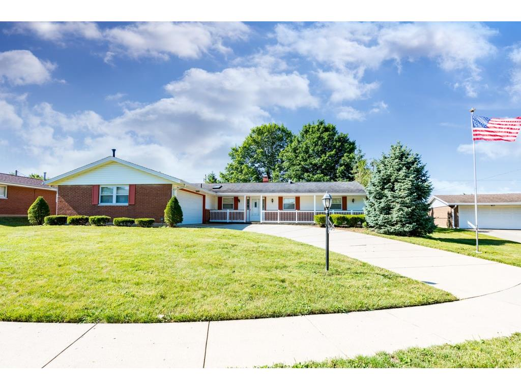 Photo of 1362 Honeysuckle Drive  Fairborn  OH