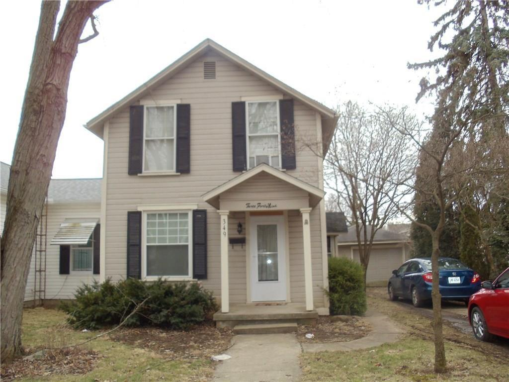 Photo of 349 E East Ward Street  Urbana  OH