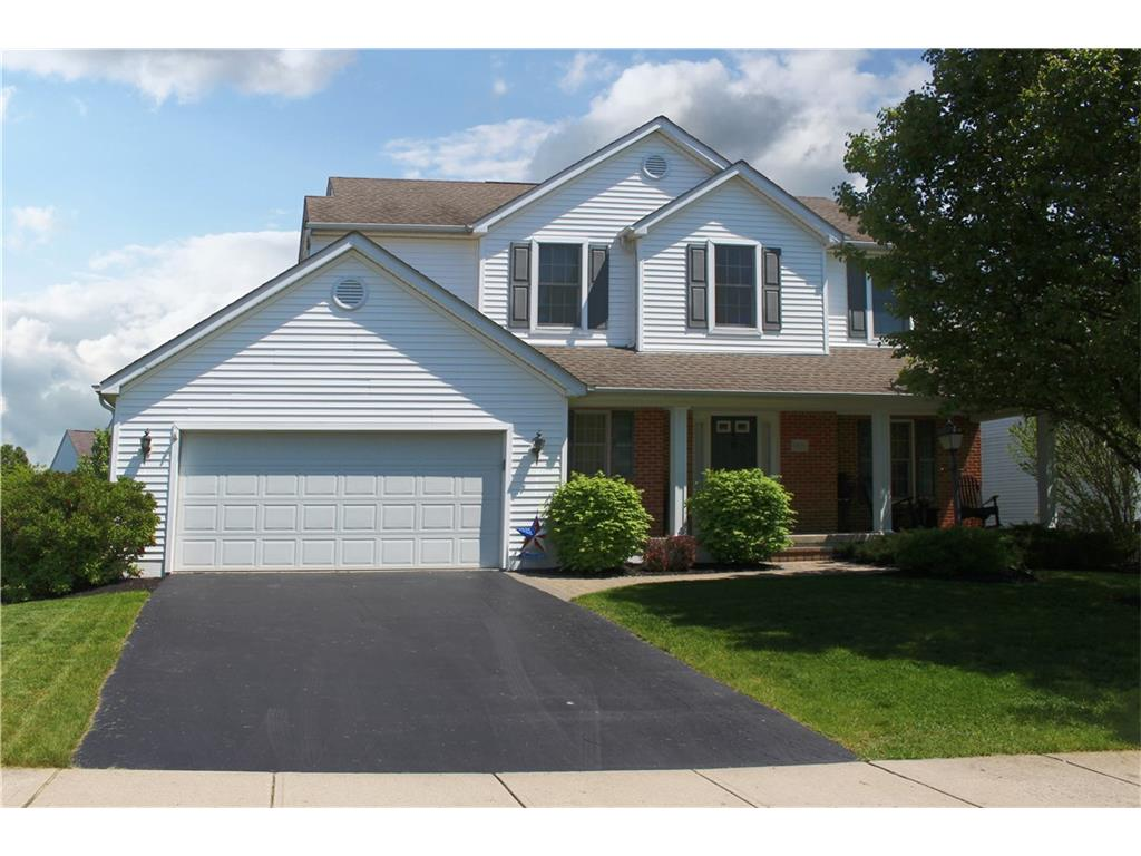 Photo of 1856 Creekview Drive  Marysville  OH
