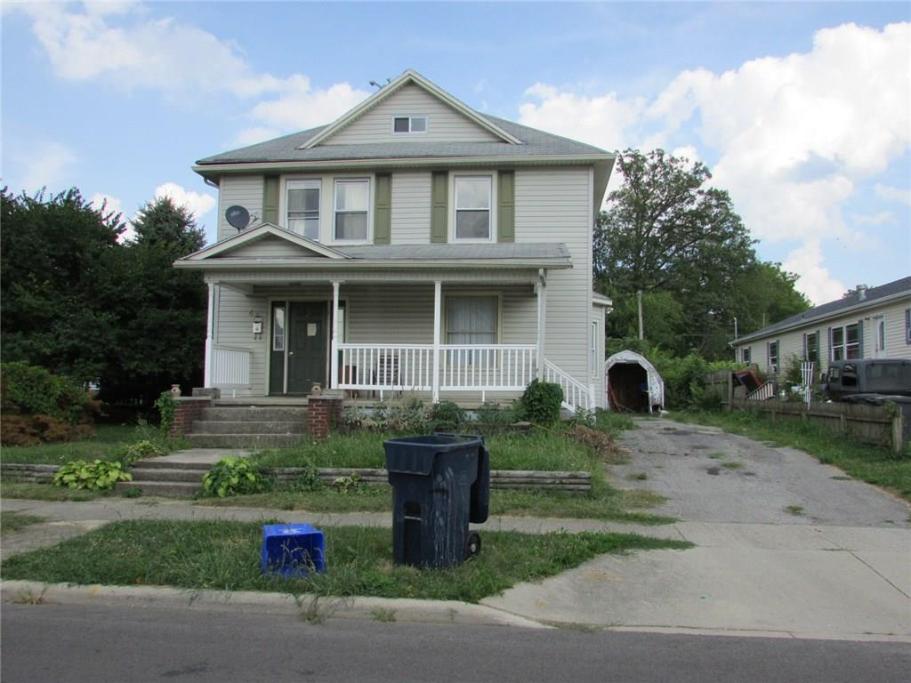 Photo of 632 N Detroit St  Bellefontaine  OH