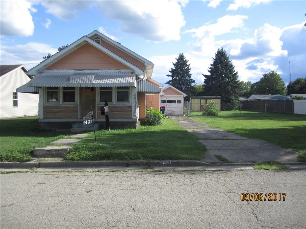 Photo of 1431 W Grant Street  Piqua  OH