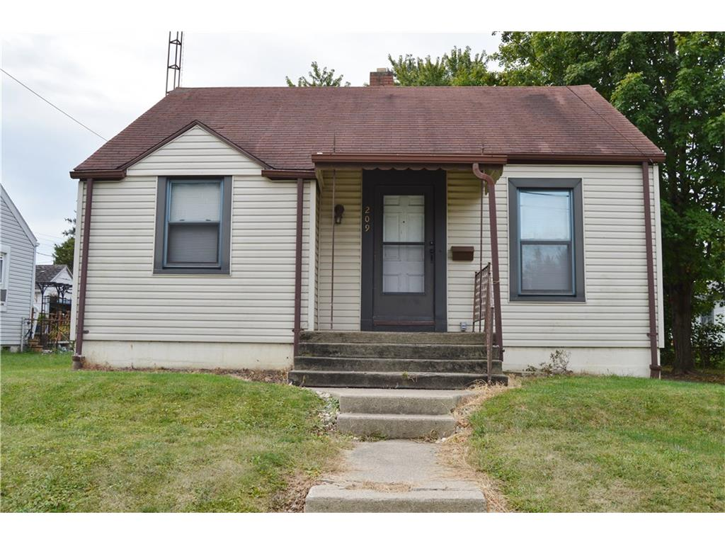 Photo of 209 Hall Street  Greenville  OH