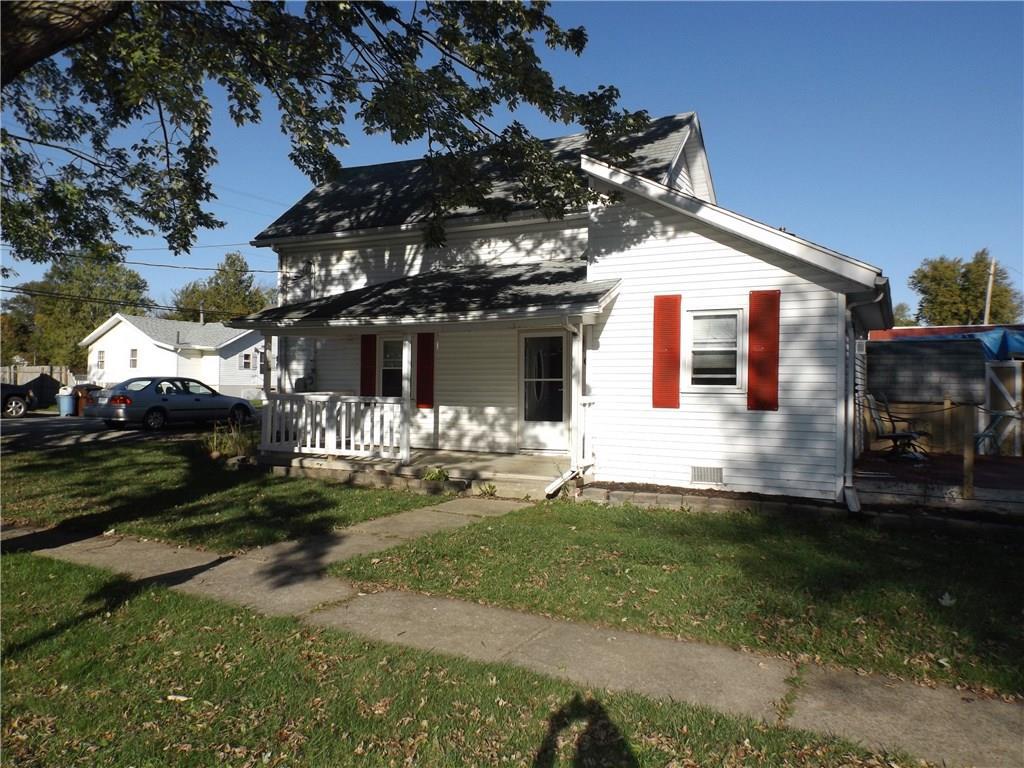 210 N OAK Street Lakeview, OH 43331