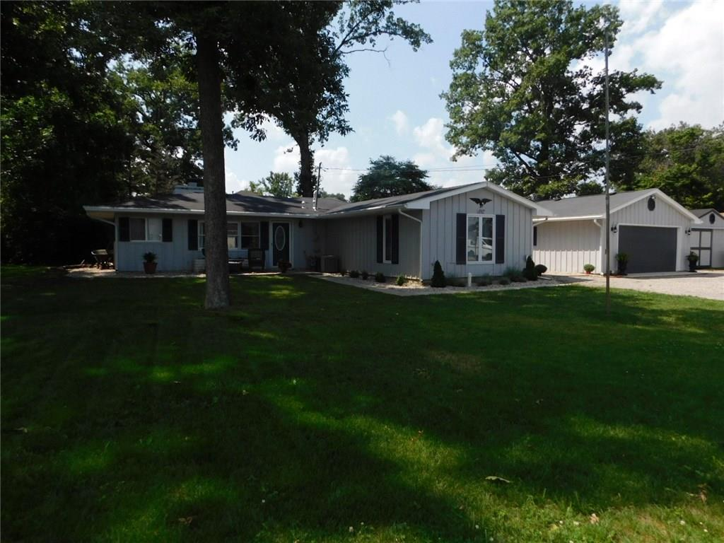 10422 BUCKEYE (CR 286) Drive Huntsville, OH 43324