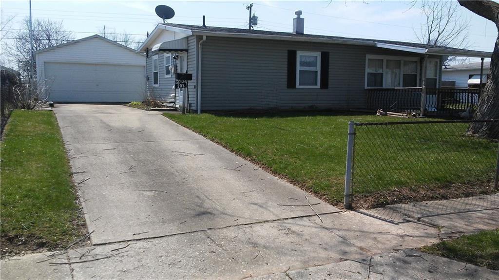 208 Drake Avenue New Carlisle, OH 45344