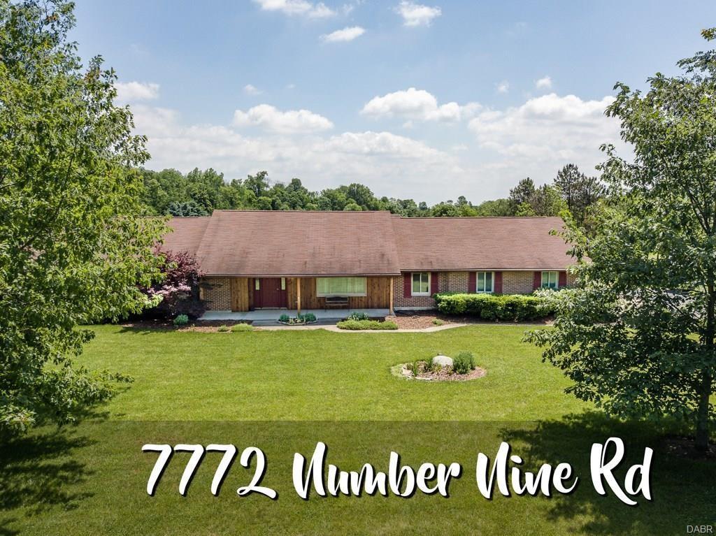 7772 Number Nine Road Brookville, OH 45309