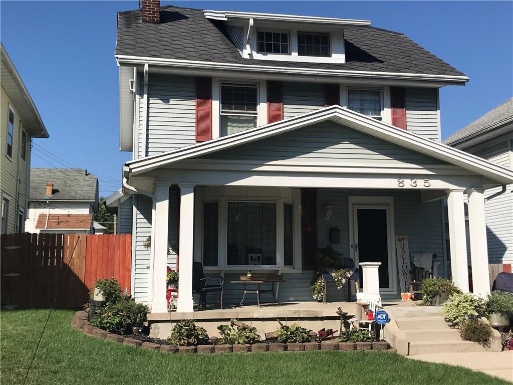 835 Wilfred Avenue, Dayton, Ohio