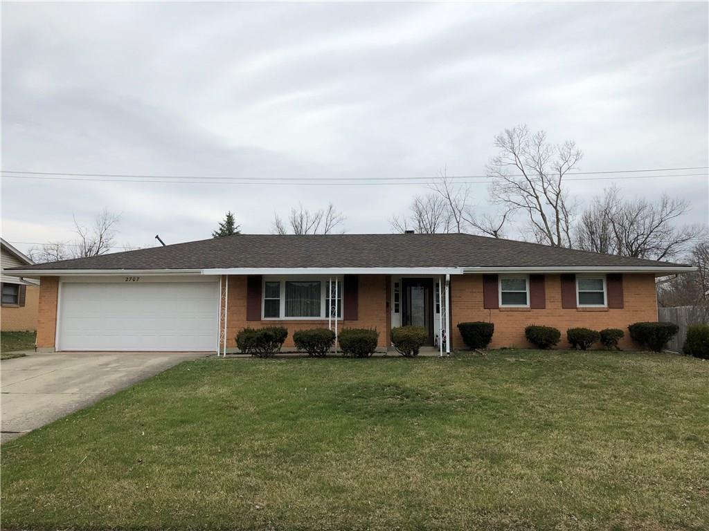 2707 Hazelbrook Drive, Dayton, Ohio