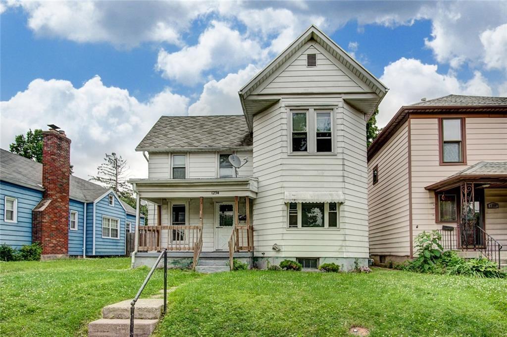 1254 Phillips, Dayton, Ohio