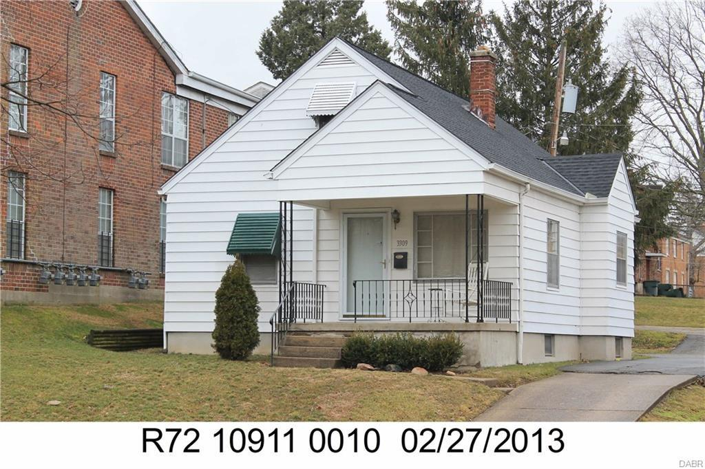 One of Dayton 3 Bedroom Homes for Sale at 3309 Riverside