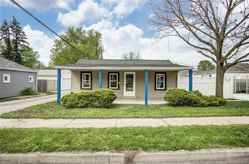 1225 Colfax Kettering, OH 45419
