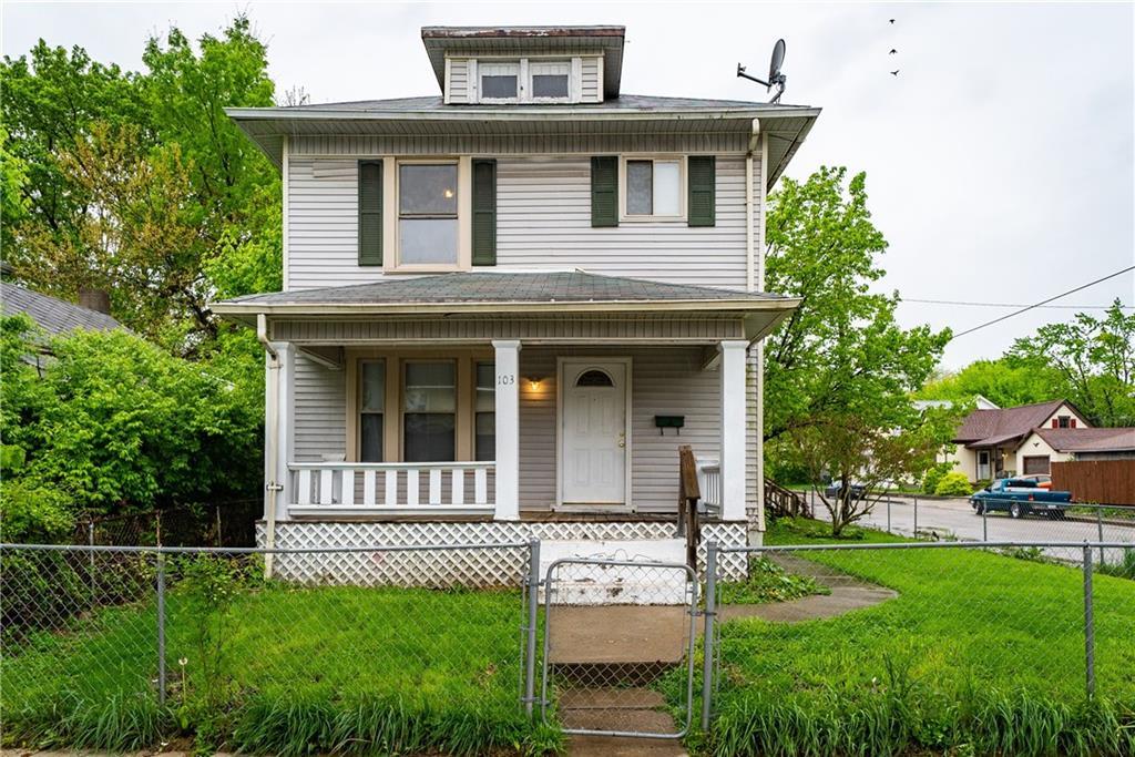 103 Edgar Avenue, Dayton, Ohio