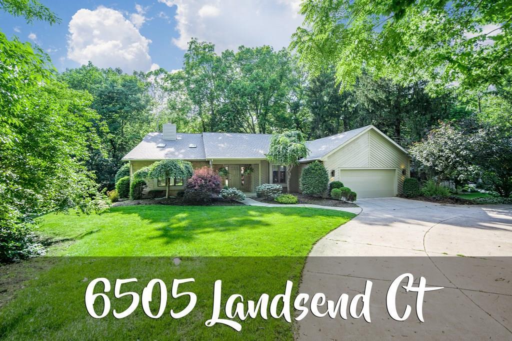 6505 Landsend Court, Dayton, Ohio 4 Bedroom as one of Homes & Land Real Estate