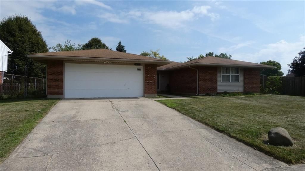 6127 Charlesgate, Huber Heights, Ohio 3 Bedroom as one of Homes & Land Real Estate