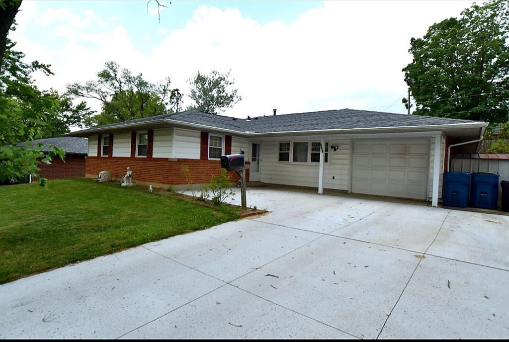 6638 Rosebury Drive, Huber Heights, Ohio 4 Bedroom as one of Homes & Land Real Estate