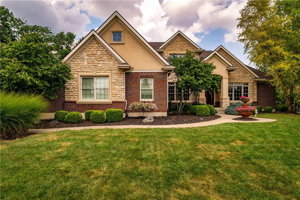 341 Grassy Creek Way, Dayton, Ohio 4 Bedroom as one of Homes & Land Real Estate