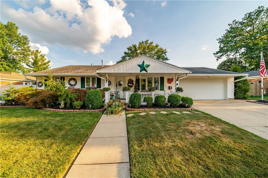 4612 Powell Road, one of homes for sale in Huber Heights