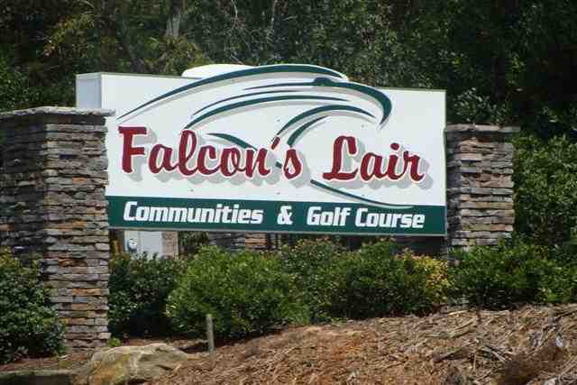 Lot 3-23 Falcon's Lair, Walhalla, South Carolina