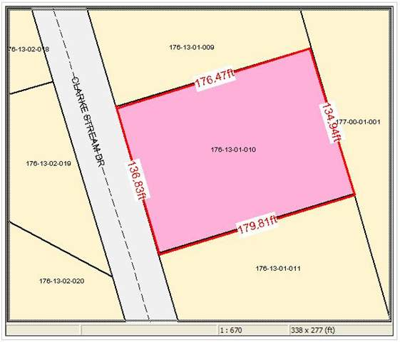 Land for Sale, ListingId:18312289, location: Lot 33 Clarke Stream Drive Anderson 29621