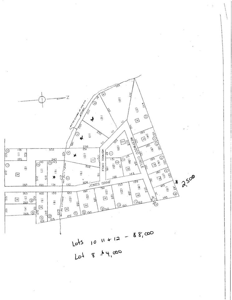 Land for Sale, ListingId:29858502, location: Lot 18 Westwood Circle Anderson 29626