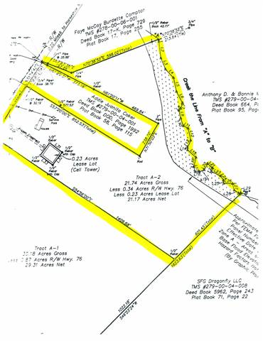 21.17 acres Honea Path, SC