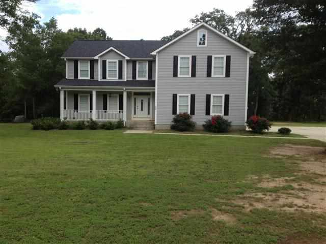 4.75 acres in Iva, South Carolina